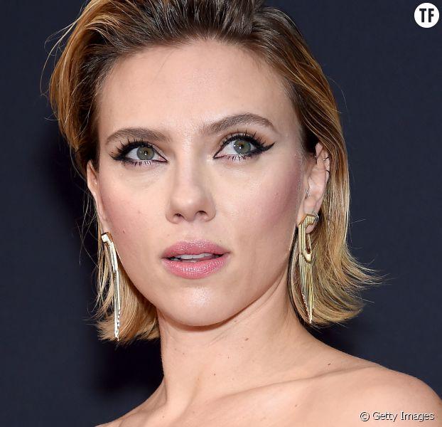 Scarlett Johanson au People Choice Award le 11 novembre