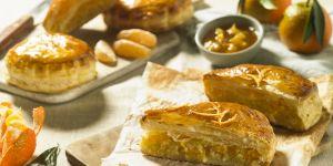 L'irrésistible recette de la galette des rois à la clémentine