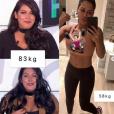 Les images de la perte de poids d'Ayem Nour
