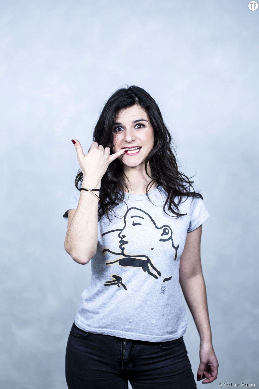 L'humoriste Laura Domenge