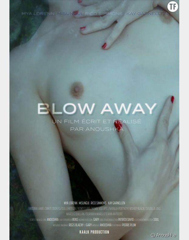Blow Away, d'Anoushka, diffusé le 2 mars sur Canal +