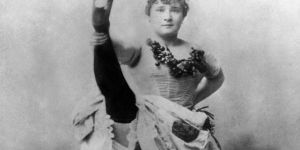 """""""La Goulue, Reine du Moulin Rouge"""" ou l'histoire d'une icône du French cancan"""