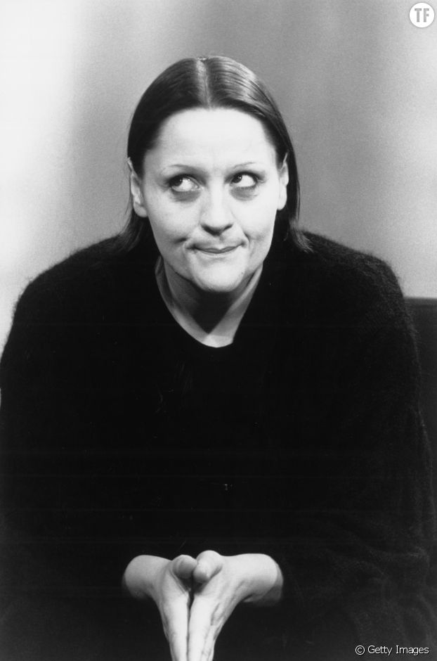 L'actrice suisse Zouc