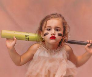 Cette photographe défie les stéréotypes avec des princesses championnes
