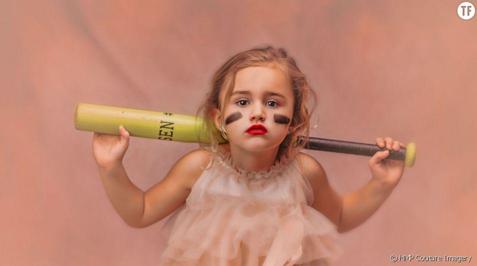 La photographe Heather Mitchell défie les stéréotypes avec ses fillettes championnes