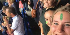 """""""Le vert est interdit"""" : des foulards pro-IVG """"censurés"""" lors du match Argentine-Ecosse"""