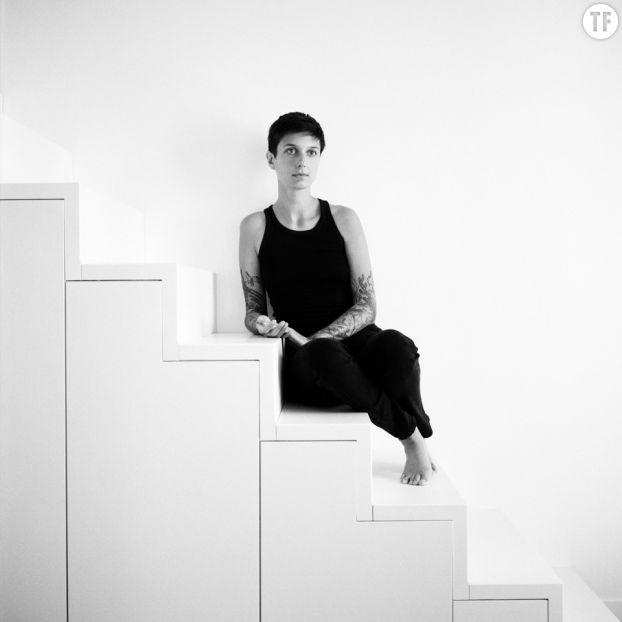 Olympe de G. Photographe :  Jacques Henri Heim