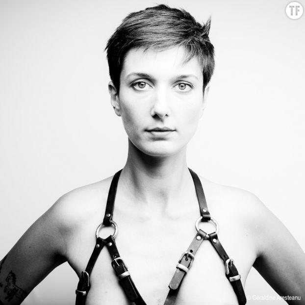 Olympe de G. Photographe : Géraldine Aresteanu