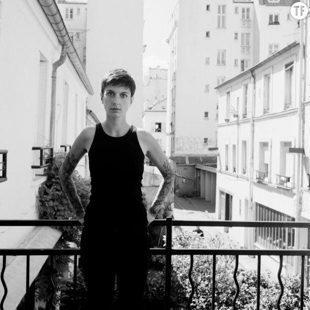 Olympe de G - Photographe : Jacques Henri Heim