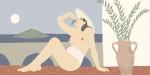 """""""Respecter la nature et les femmes"""" : zoom sur l'illustratrice écoféministe Alice Wietzel"""