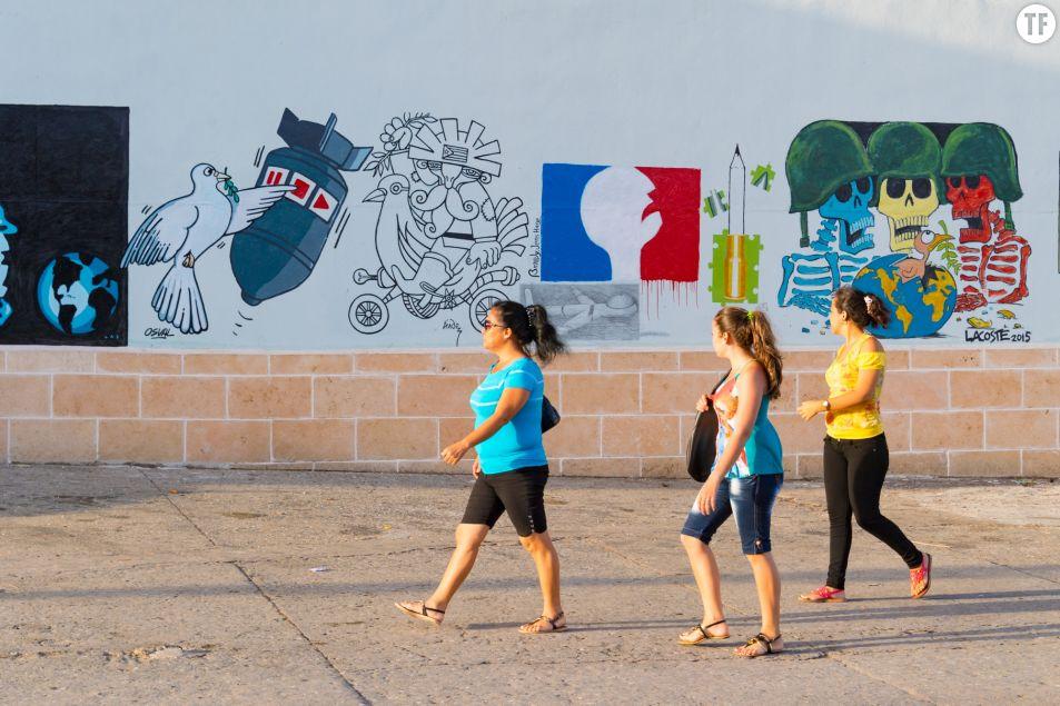 La parole des femmes se libère enfin à Cuba. Getty Images.