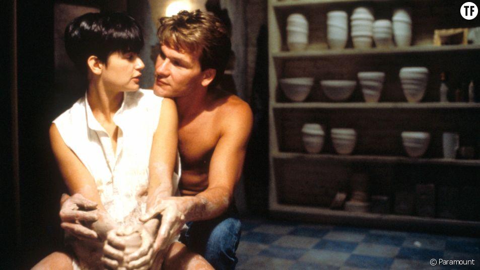 """""""Ghost"""" de Jerry Zucker (1990)"""