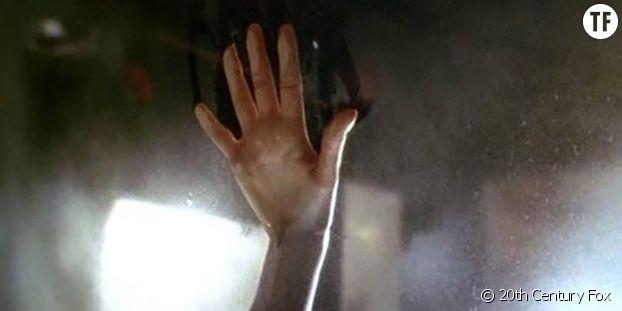 """La main de Rose dans """"Titanic"""""""