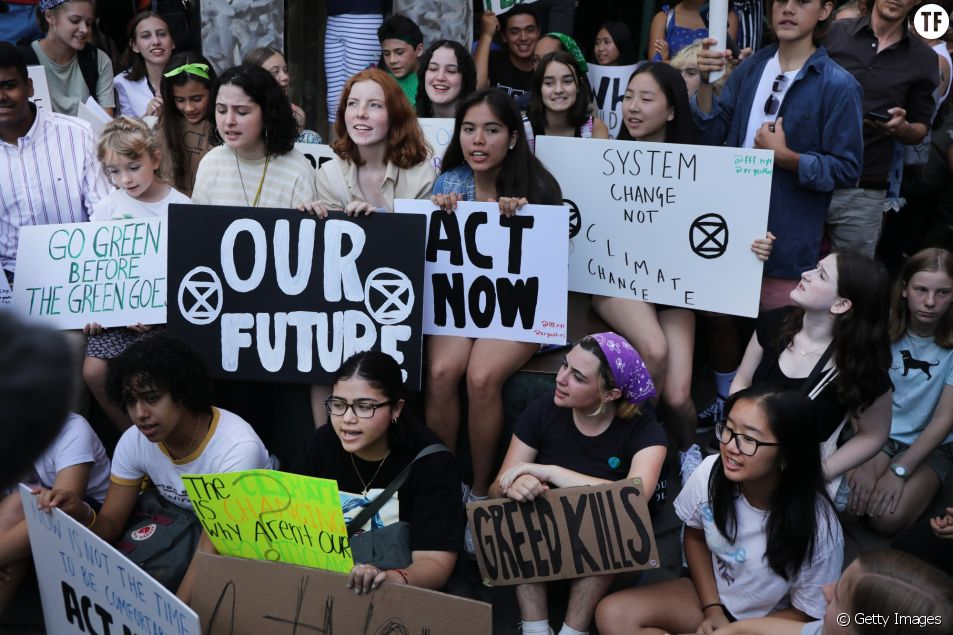 New York autorise plus d'un million d'élèves à sécher les cours pour le climat