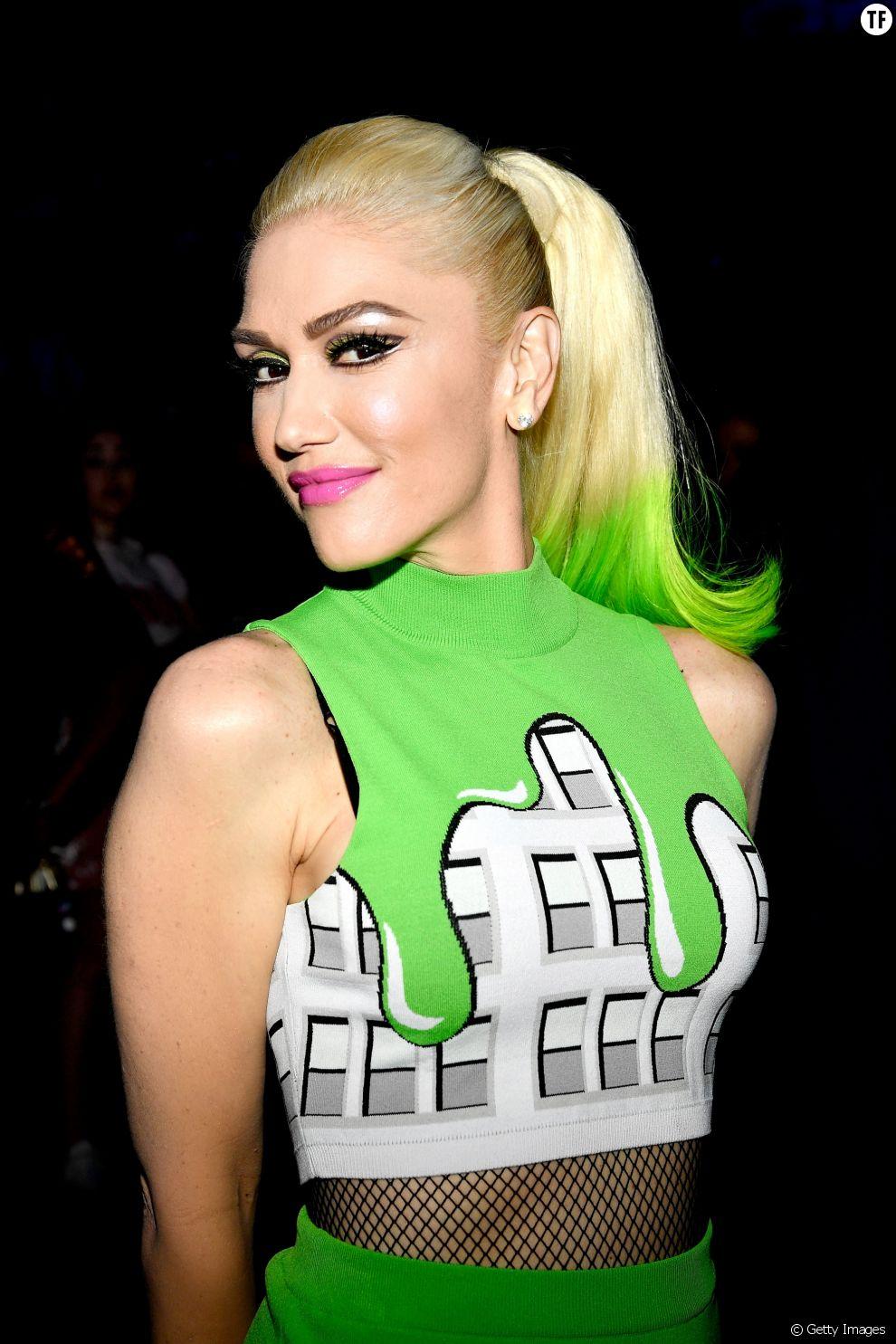 Gwen Stefani en 2018