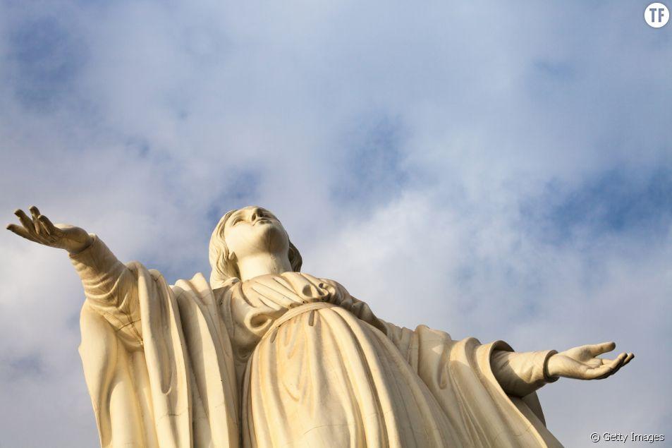 Scandale autour de la Vierge et de ses sept bébés morts.