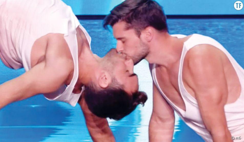 Une magnifique danse contre l'homophobie émeut le jury de La France a un incroyable talent