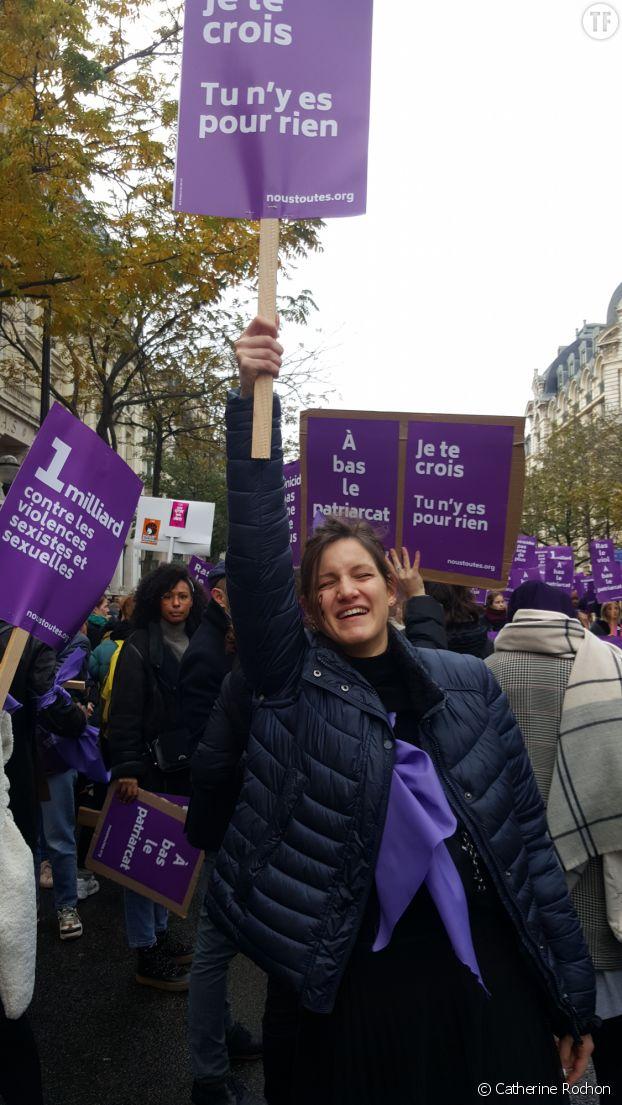 Marche Nous Toutes à Paris du 22 novembre 2019