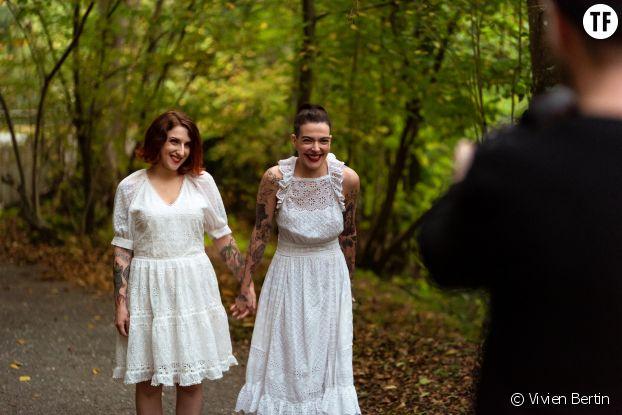 Les sorcières Paola et Sophie, instigatrices de Gang of Witches.