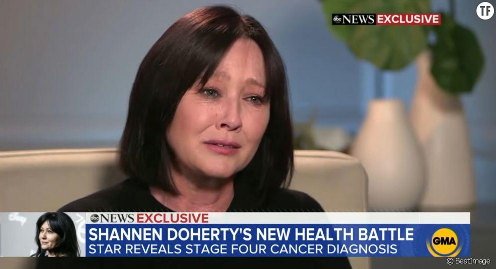 "Shannen Doherty, la Brenda de ""Berverly Hills"" annonce la rechute de son cancer"