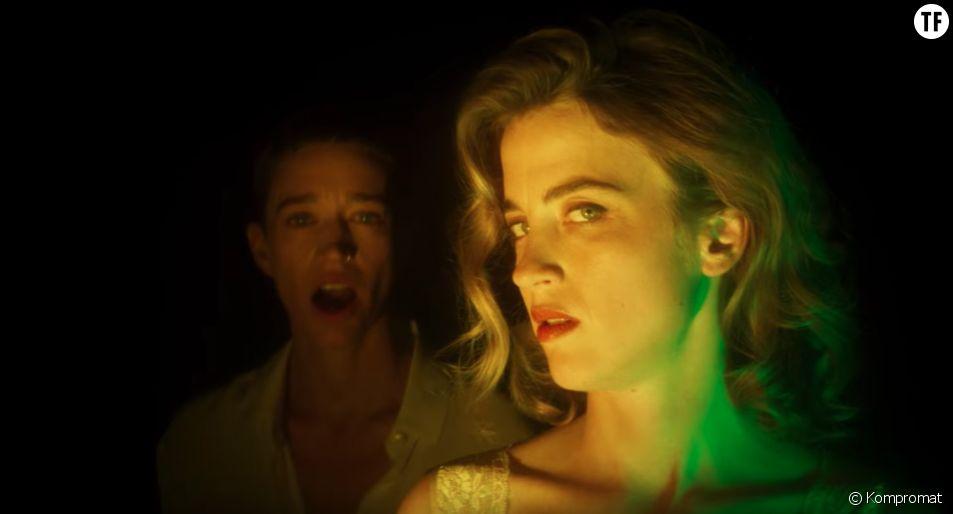 Le clip de Kompromat avec Adèle Haenel