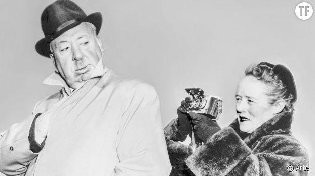 Alma Reville et Alfred Hitchcock