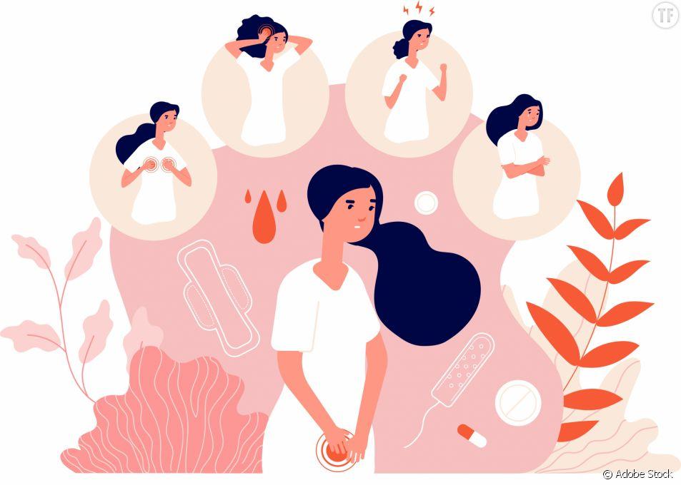 4 effets du syndrome prémenstruel à surveiller de près