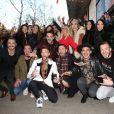 Avant-premiere de Les Marseillais Asian Tour à Paris, France, le 13 Fevrier 2019