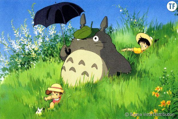 """""""Mon voisin Totoro"""", un remède à l'angoisse ?"""