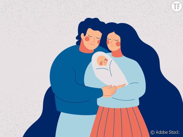 Parfois, il est difficile de gérer le rôle de mère et d'amante.
