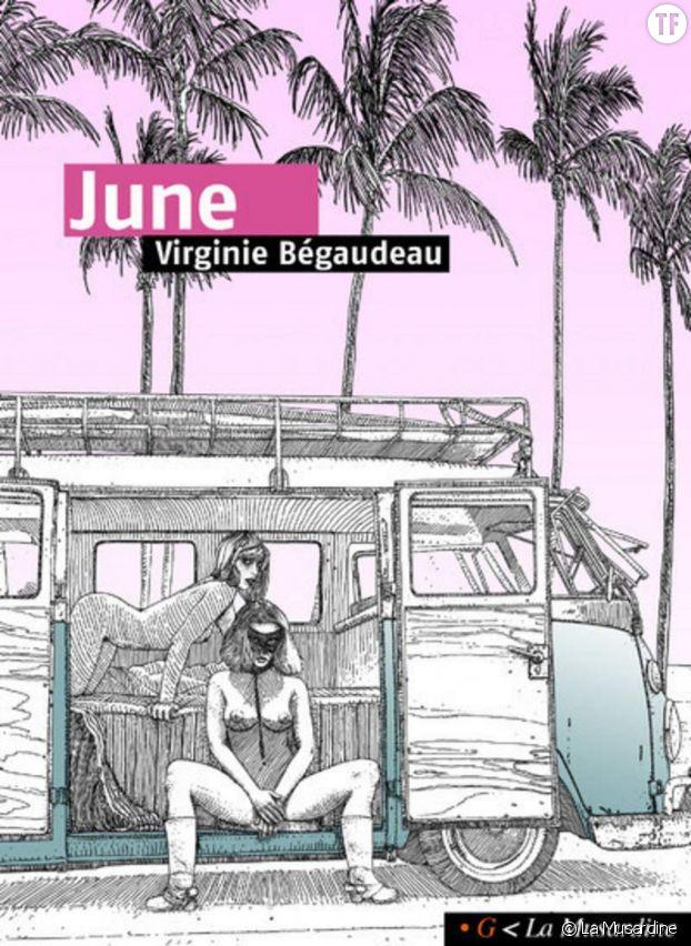 """""""June"""", roman érotique féminin et féministe."""