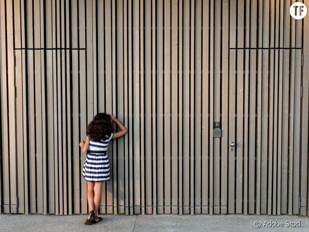 Enfants et distanciation sociale.