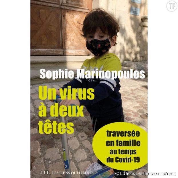 """""""Un virus à deux têtes"""", de Sophie Marinopoulos."""
