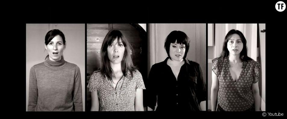 """""""La claque"""", une vidéo qui donne la voix au violences conjugales."""