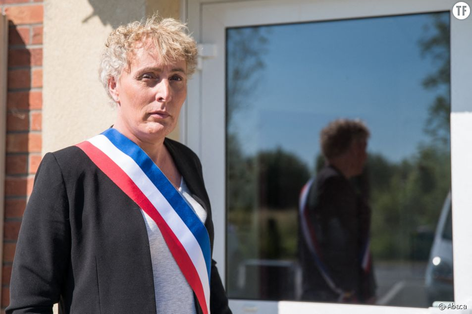 Marie Cau, première mairesse transgenre de France.