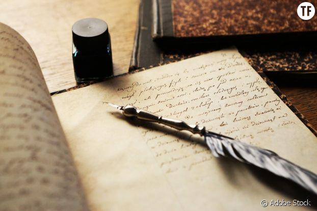 La poésie, ce n'est pas que des mots.