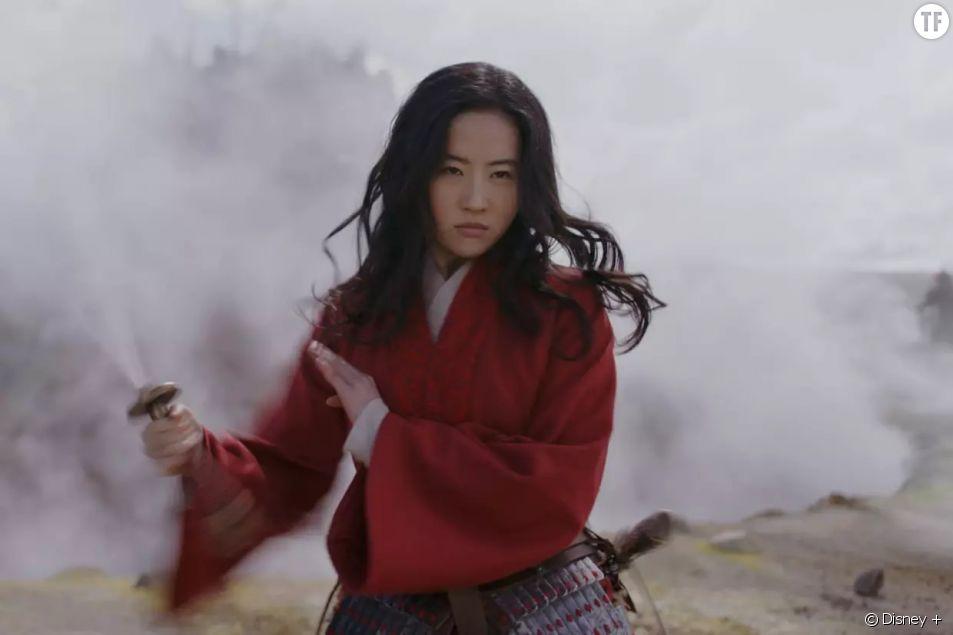 """""""Mulan"""" fait déjà polémique."""