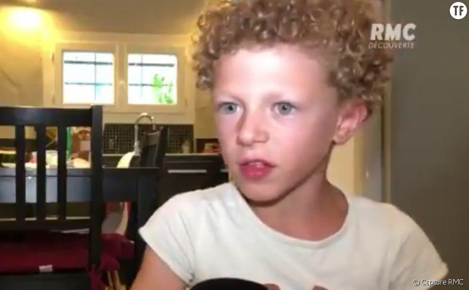 Lilie, enfant transgenre