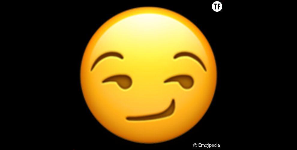 L Emoji Sourire De Cote Terrafemina