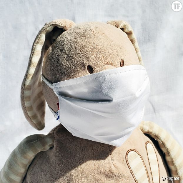 Masque pour enfant Papate