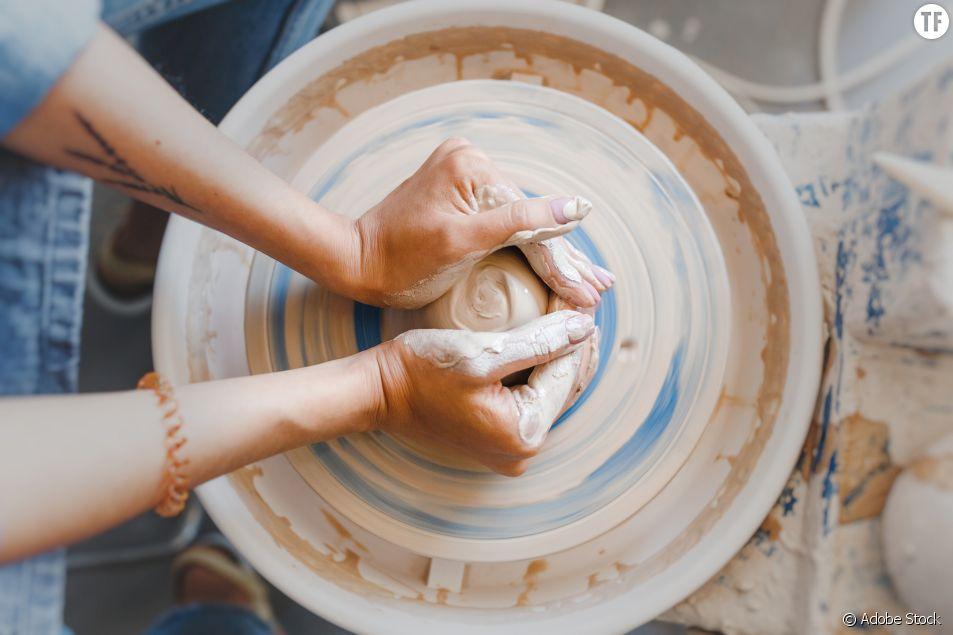 La poterie, nouvelle parade anti-stress