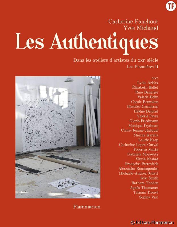 """""""Les authentiques"""", un beau livre d'art riche en images."""