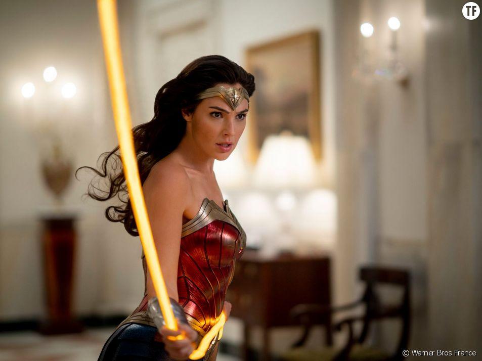 """""""Wonder Woman 1984"""", et la face cachée de l'égalité des sexes à Hollywood."""