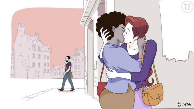 """Ovidie et SML s'interrogent sur la """"bisexualité respectable""""."""