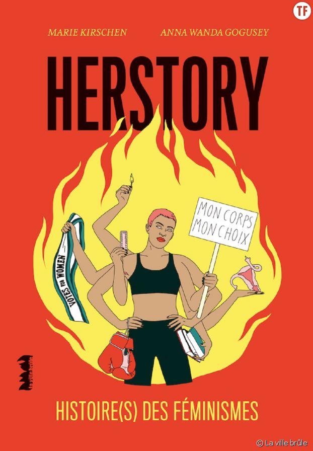 """""""Herstory"""" de Marie Kirschen"""