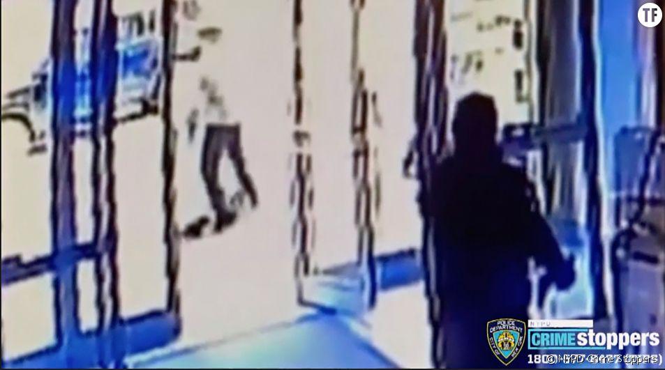 Une femme asiatique tabassée dans les rues de New York : la vidéo qui ulcère