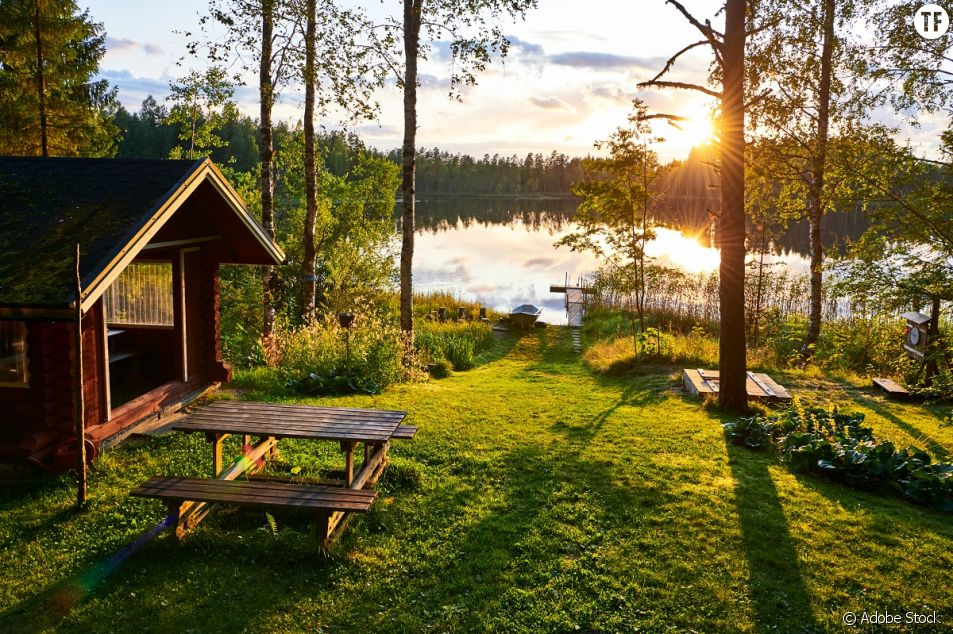 """La Finlande a été classée le pays """"le plus heureux"""" du monde par le World Hapiness Report."""