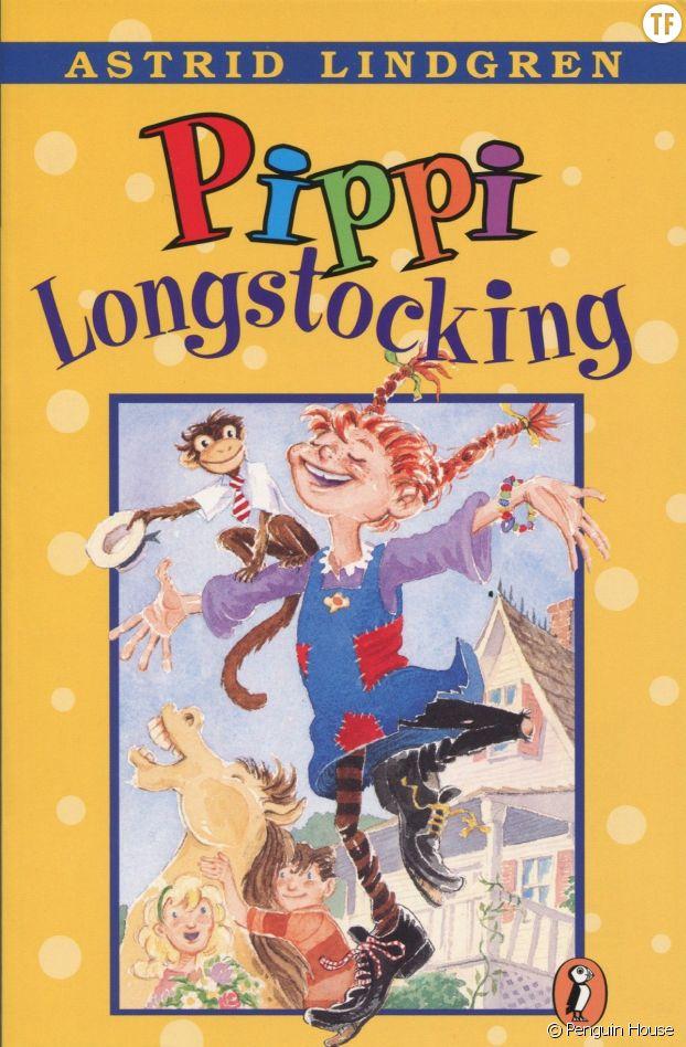 Outre-atlantique, la rebelle Fifi Brindacier se dénomme Pippi Longstocking.