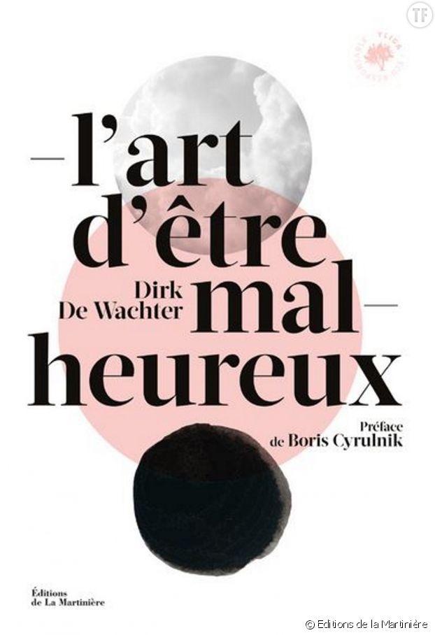 Dans son ouvrage, Dirk De Wachter épingle la dictature du bonheur.