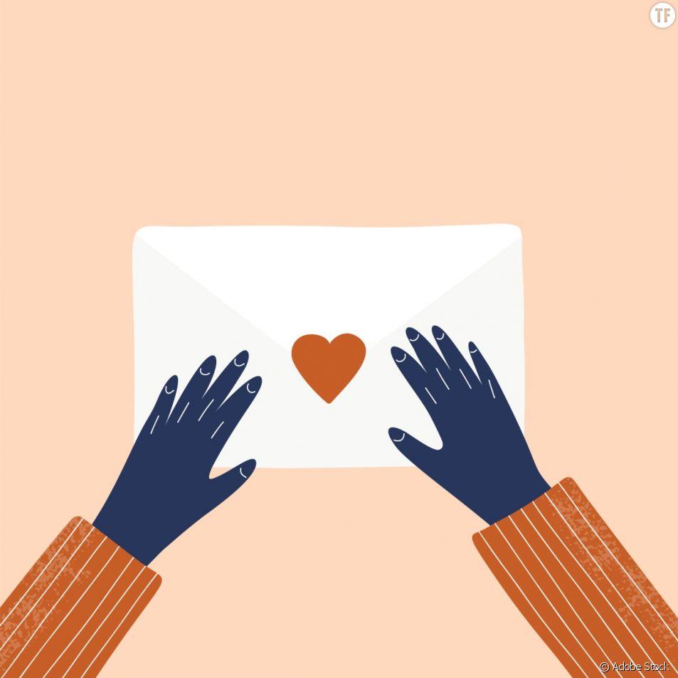 S'écrire des lettres d'amour à soi même, la vraie bonne idée